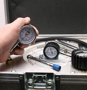 Pressure Relief Valves & Critical Gauge Testing Calibration