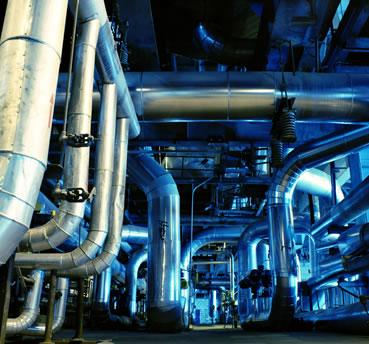 High Pressure Steam Piping Installation & Repair