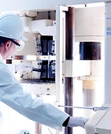 Materials Testing - General Image